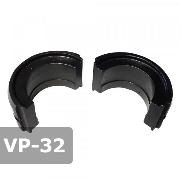 Pressbacke 32mm VP-Kontur passend für Presszange HPZ ogw. für Verbundrohr